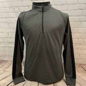 Hawke & Co Men's Gray Pullover Sweater Size Medium